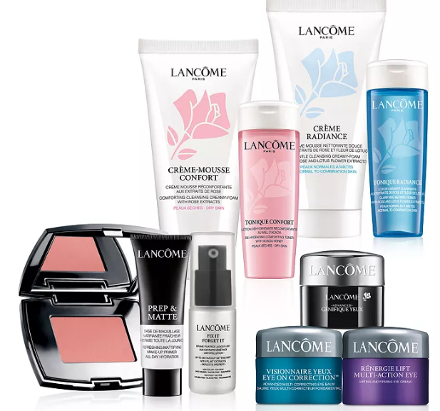 Lancôme Plus spend 75 and get 3 more gifts Bloomingdale s