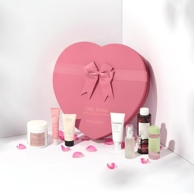 lookfantastic rose collection limited edition beauty box icangwp blog feb 2019
