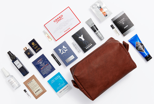 men Gift with Purchase Nordstrom icangwp blog feb 2019