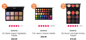 Morphe Buy Online In Select Stores Ulta Beauty james charle