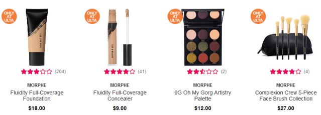 Morphe Buy Online In Select Stores Ulta Beauty