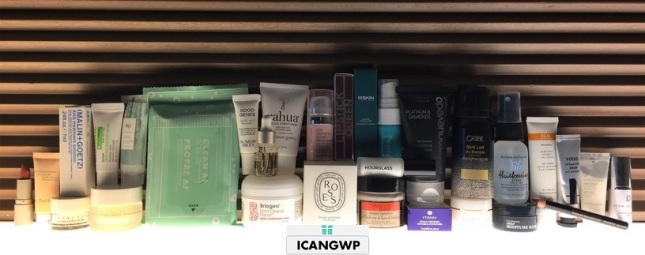 space nk spring beauty edit gift bag review by icanwp blog 2019
