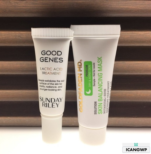 space nk spring beauty edit gift bag review by icanwp blog sunday riley good gene