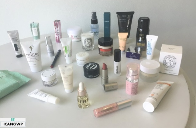 space nk spring beauty edit gift bag review by icanwp blog