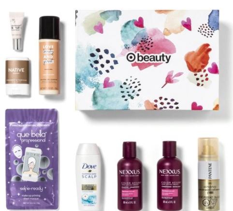 Target Beauty Box™ February Beauty Target