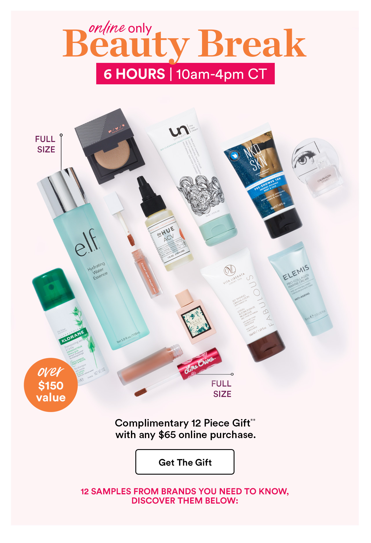 13ac318df4e *VERY HOT* Ulta Double Gift Bags worth Over $150 and Stage Stores Elizabeth  Arden Gift with Purchase