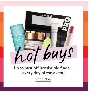 21 Days of Beauty Event Ulta Beauty hot buys