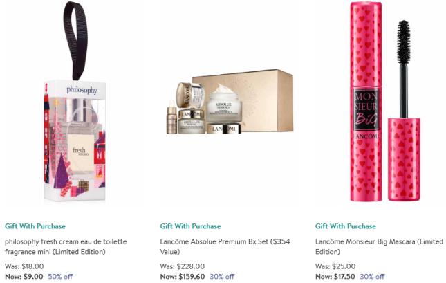 Beauty Sale Discount Perfume Makeup More Deals Nordstrom lancome