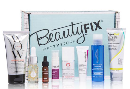 BeautyFIX March 2019 Dermstore