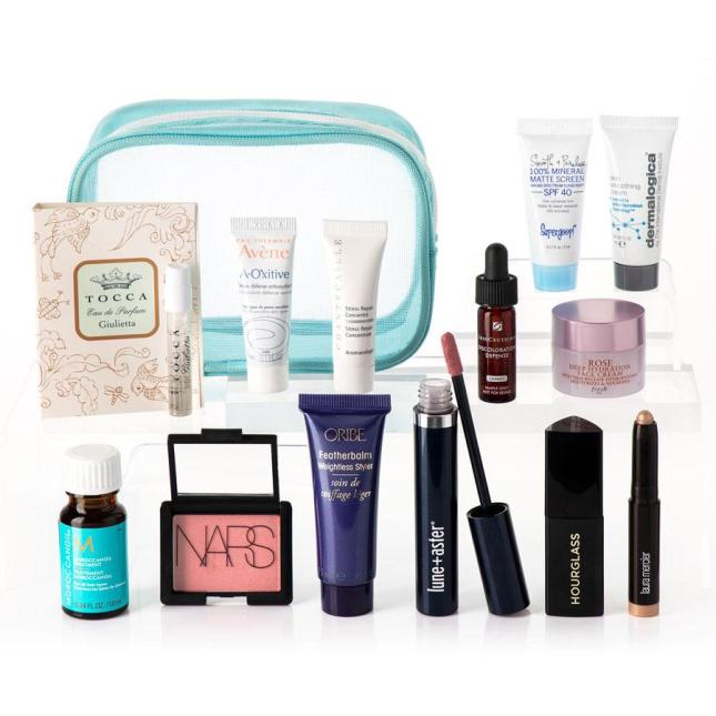 bluemercury spring gift bag 2019 icangwp blog