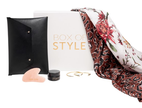Box of Style Spring 2019 spoiler