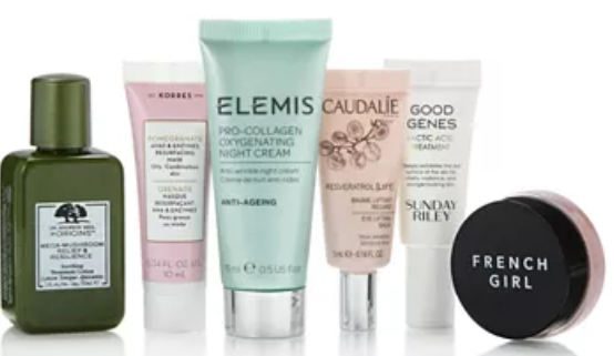 Caudalie Receive a Free 6pc Naturals Sampler with any 100 Naturals Beauty purchase A 112 Value Gifts with Purchase Beauty Macy s