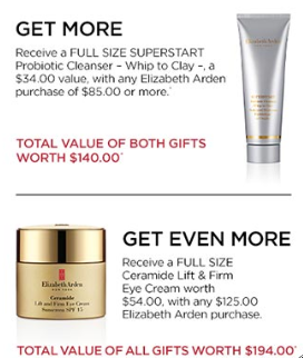 elizabeth arden gift with purchase 2019 Dillards step up icangwp blog