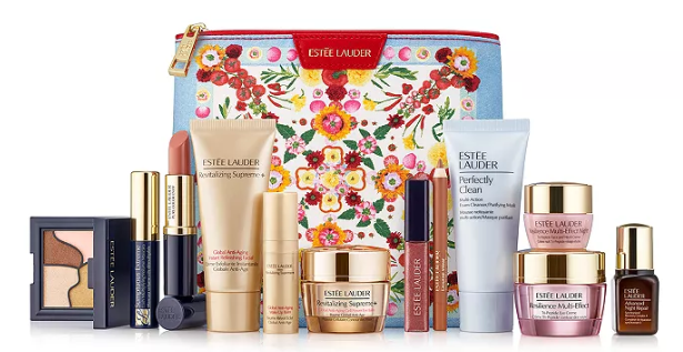 Estée Lauder Gift with any 37.50 Estée Lauder purchase up to a 150 value Bloomingdales icangwp blog
