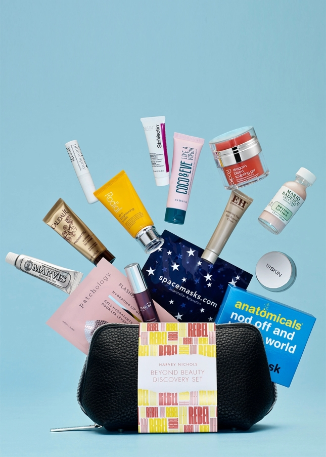 harvey nichols beyond beauty bag march 2019 icangwp beauty blog