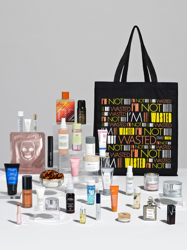 Harvey Nichols goody bag march 2019 icangwp blog