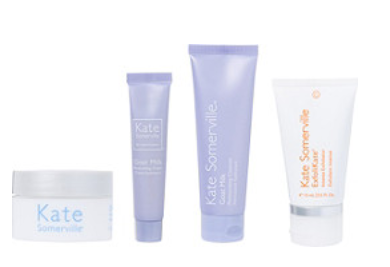 Kate Somerville Beauty Break FREE 4 Pc Kate Somerville Gift with any 50 online purchase Ulta Beauty