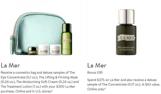 la mer Gift with Purchase Nordstrom march 2019 icangwp blog. «