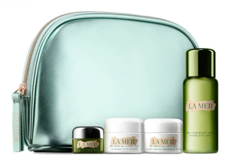 La Mer Yours with any 300 La Mer Purchase
