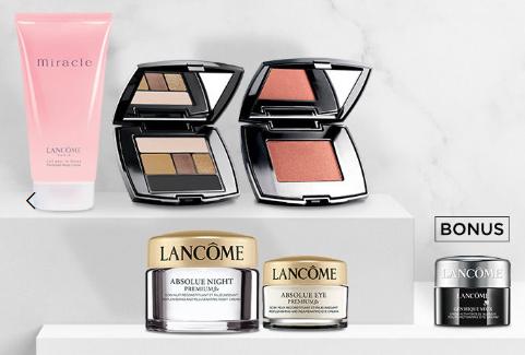 Lancôme gift with purchase 2019 icangwp blog Luxury Cosmetics Perfume Skin