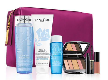 Lancome Yours with any 125 Lancome Purchase