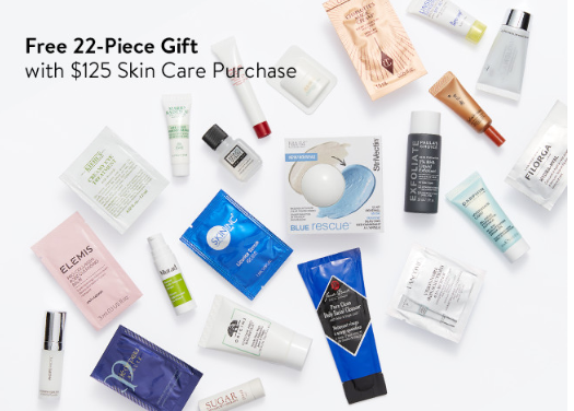 nordstrom beauty Gift with Purchase 22pc w 125 skincare icangwp blog march 2019 2