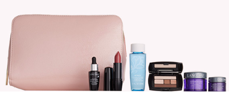 nordstrom lancome gift with purchase 1 7pc w 3950 march 2019 icangwp blog