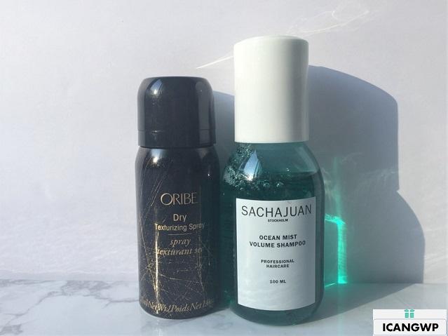 Sachajuan Ocean Mist Volume Shampoo review by icangwp blog
