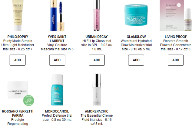 Sephora coupon 2019 pick 5 w 75 icangwp beauty blog 2019