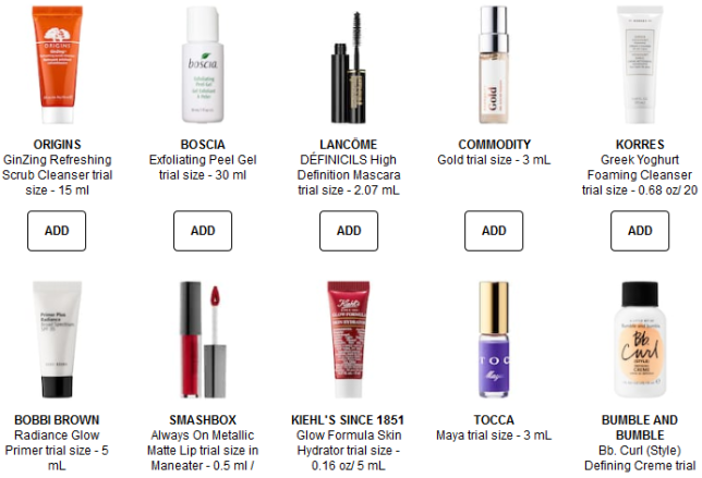 Sephora coupon 2019 pick 5 w 75 icangwp blog 2019