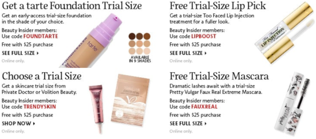 Sephora Coupons Promo Codes Coupon Codes Sephora march 2019
