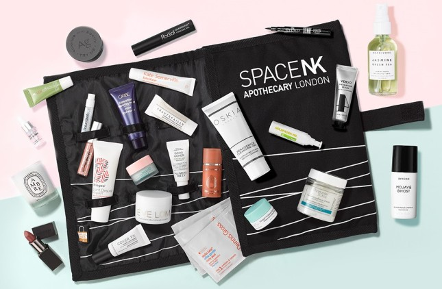 space nk uk goody bag 2019 (2)