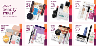 ulta 21 Days of Beauty Event Ulta Beauty preview icangwp beauty blog