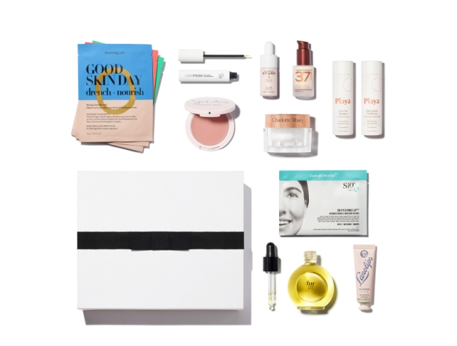 violet grey women beauty box icangwp blog 2019 march