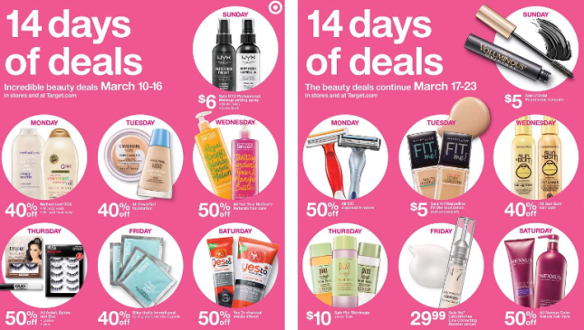 Weekly Deals In Stores Now Target Weekly Ad