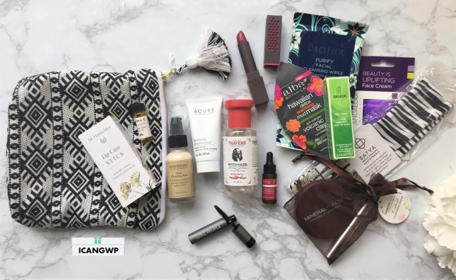 whole foods beauty bag review by icangwp blog