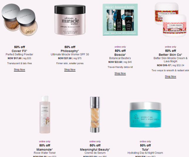 21 Days of Beauty Event Ulta Beauty 17