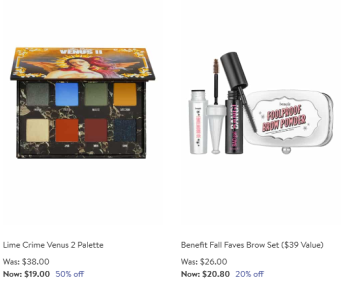 Beauty Sale benefit Nordstrom