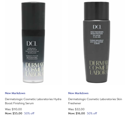 Beauty Sale dcl Nordstrom