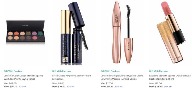 Beauty Sale lancome estee Nordstrom