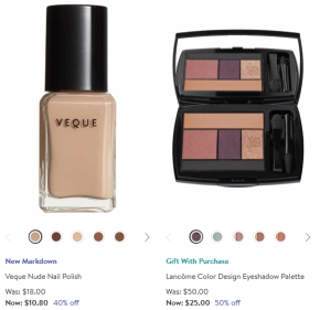 Beauty Sale lancome Nordstrom