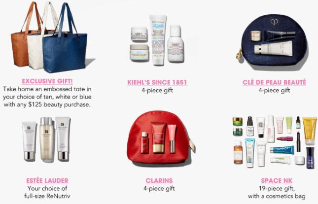 Bloomingdales gift with purchase beauty event april 2019 icangwp blog