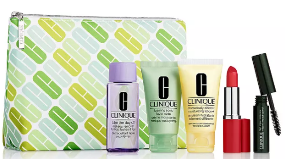 Clinique Gift with any 40 Clinique purchase Bloomingdale s apr 2019 icangwp blog