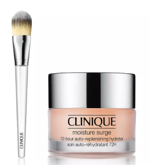 Clinique Gift with any Clinique foundation purchase Bloomingdale s