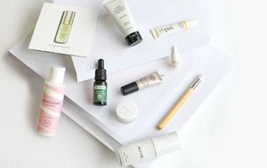 Content beauty goody bag Spring-Edition gwp icangwp blog apr 2019