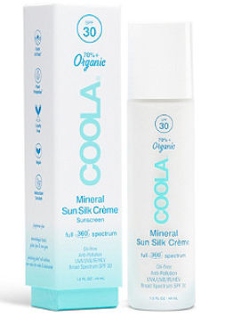 Coola Mineral Silk Crème SPF30 Oil Free Unscented Ulta Beauty