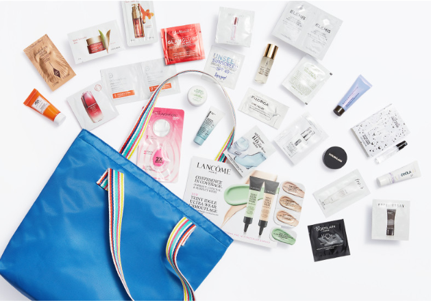 Gift with Purchase 26pc w 125 Nordstrom apr 2019 icangwp blog
