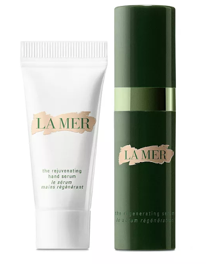La Mer Gift with any 150 La Mer purchase Bloomingdale s