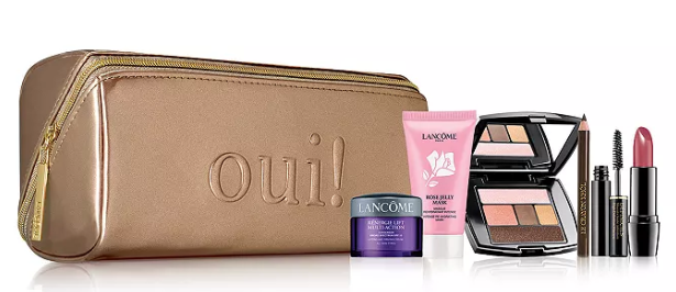 Lancôme Gift with any 55 Lancôme purchase a 107 value Bloomingdales icangwp blog