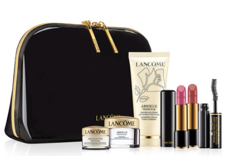 Lancome Yours with any 100 Lancôme purchase—Online only